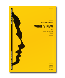 WHAT'S NEW (ORCH+VOX)