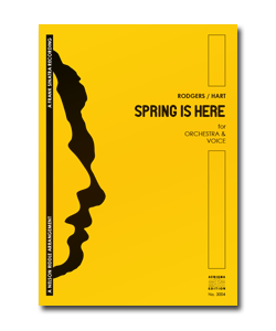 SPRING IS HERE (ORCH+VOX)