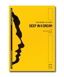 DEEP IN A DREAM (ORCH+VOX)