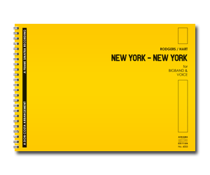 NEW YORK - NEW YORK (BB+VOX)