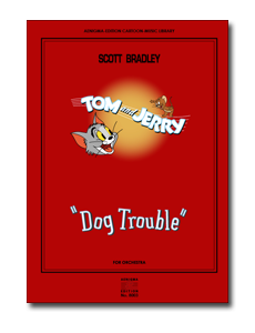 DOG TROUBLE (ORCH)