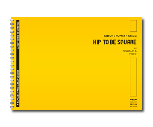 HIP TO BE SQUARE (BB+VOX)