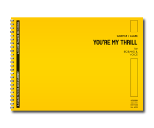 YOU'RE MY THRILL (BB+VOX)