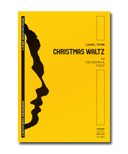 CHRISTMAS-WALTZ (ORCH+VOX)