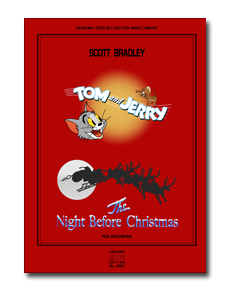 THE NIGHT BEFORE CHRISTMAS (ORCH)
