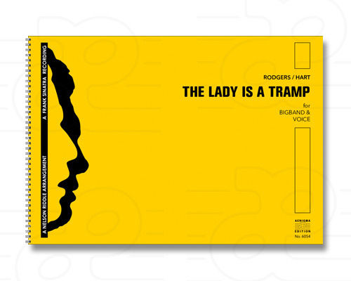 THE LADY IS A TRAMP (BB+VOX)