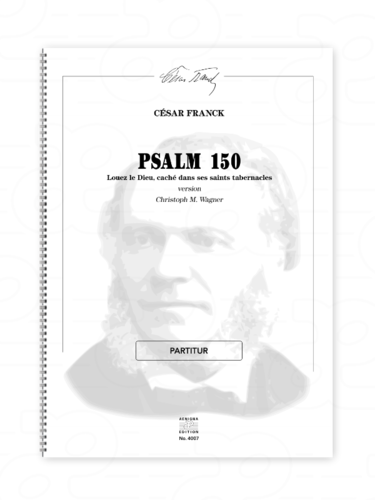 C. Franck - Psalm 150 (ORCH+CHOR)